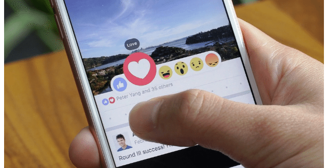 Facebook Launches Five New Reactions Buttons Including Angry, Wow and Sad